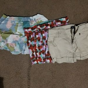 Other - Girl's Shorts and Skirt Lot - RL and Crewcuts